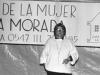 Encuentro feminista en la Casa de la Mujer La Morada.